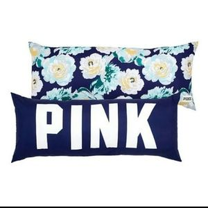 VS PINK EXTREMELY RARE/HTF FLORAL BODY PILLOW!!